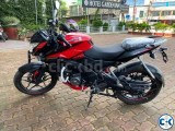 Bajaj Pulsar NS 160 Fi ABS Red Showroom Condition 00km