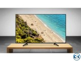 43 inch sony bravia X8000G ANDROID 4K TV
