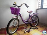 Phoenix Baby Girld Bicycles Pink color