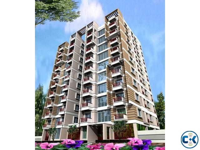Bashundhara R A Near Playpen School Campus Almost Ready Flat | ClickBD large image 0