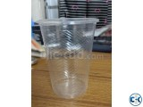 plastic glass. one time glass. 100 ml plastic glass for sell