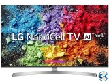LG Super UHD 4K AI ThinQ TV 55 inch 55SM8100PTA