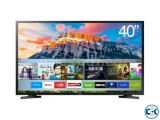 Original Samsung Brand new 40 Inch Full HD Flat Smart TV N53