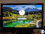 Samsung 19.5 LED Monitor