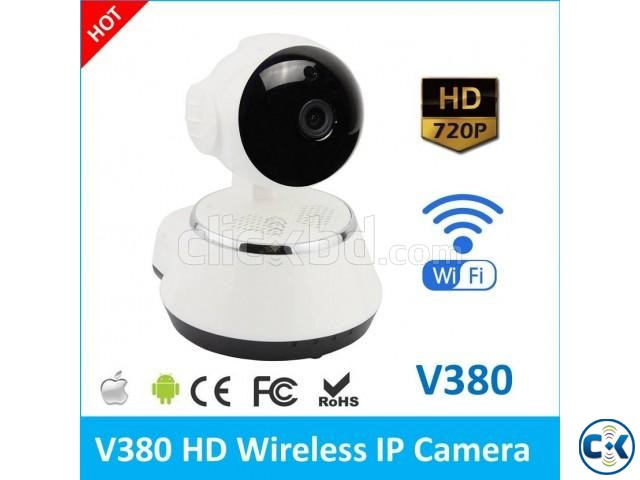 WiFi IP Camera | ClickBD large image 1