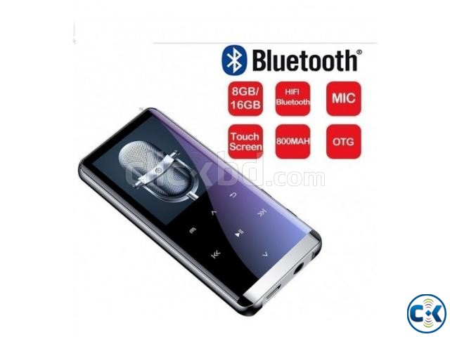 M13 Mini Bluetooth MP3 MP4 Player 16GB Voice Recorder HIFI M | ClickBD large image 0