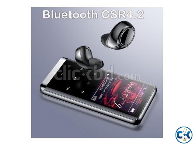 M13 Mini Bluetooth MP3 MP4 Player 16GB Voice Recorder HIFI M | ClickBD large image 1