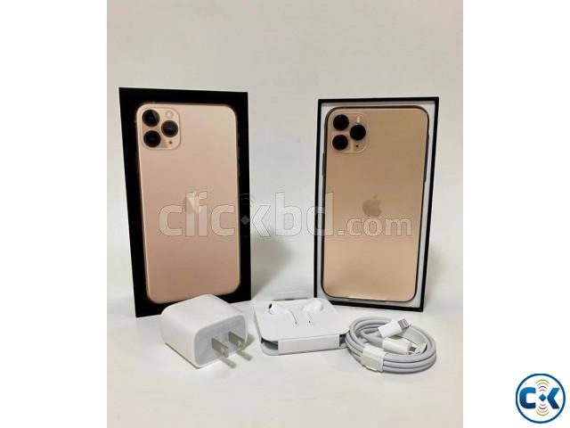 Apple iphone 11 Pro 4 64GB Gold  | ClickBD large image 2