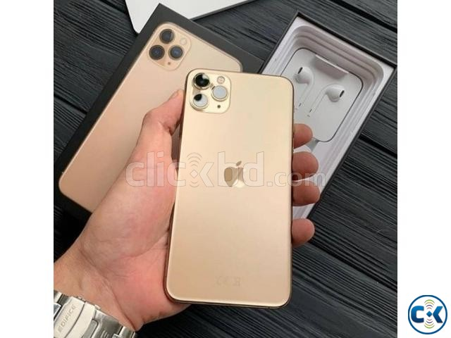Apple iphone 11 Pro 4 64GB Gold  | ClickBD large image 3