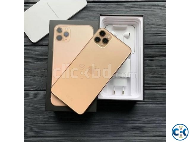 Apple iphone 11 Pro 4 64GB Gold  | ClickBD large image 4