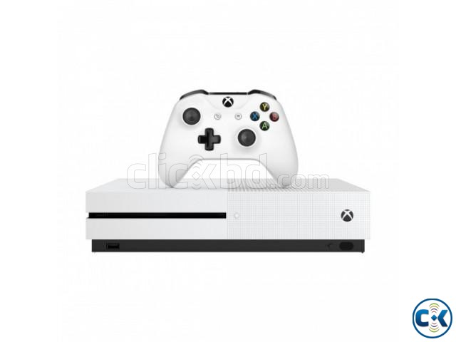 Microsoft Xbox One S 4K 8GB RAM 1TB Price in BD | ClickBD large image 0