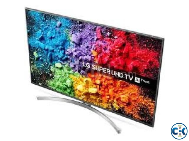LG Super UHD 4K AI ThinQ TV 55 inch 55SM8100PTA | ClickBD large image 0
