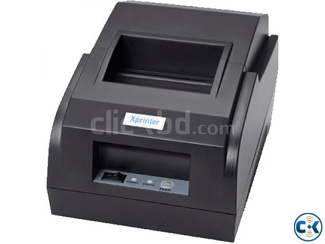 Xprinter XP-58IIL Thermal POS Printer | ClickBD large image 0