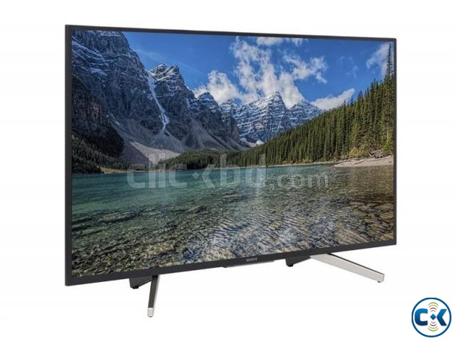 Sony Bravia W660F 43 Youtube ClearAudio Smart HDR TV | ClickBD large image 3