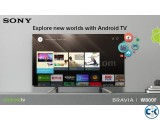 4K Sony Bravia X8000G 65 UHD Wi-Fi Android Television