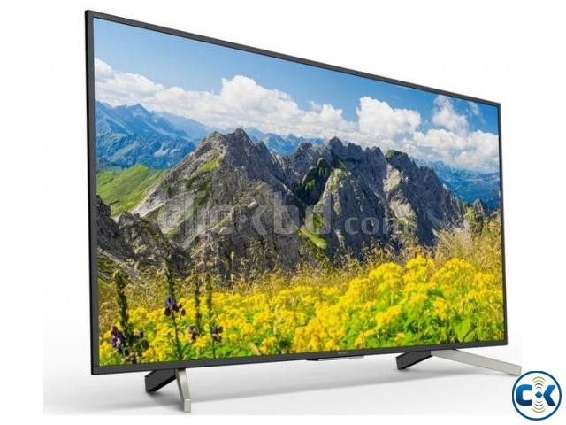 Sony Bravia X8000G 49 4K Android SMART Flat TV | ClickBD large image 1