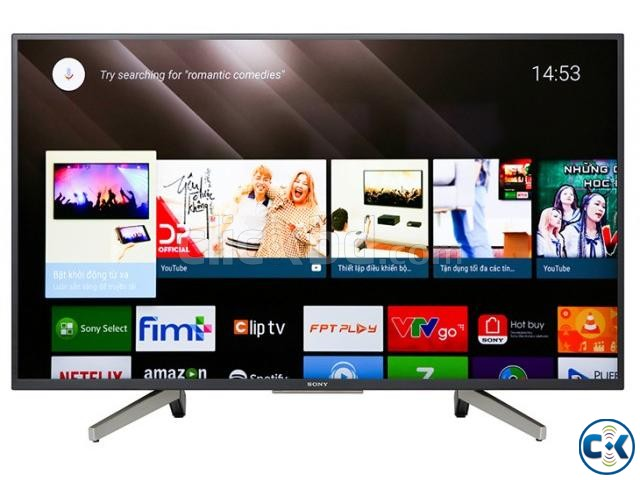 Sony Bravia X8000G 49 4K Android SMART Flat TV | ClickBD large image 2