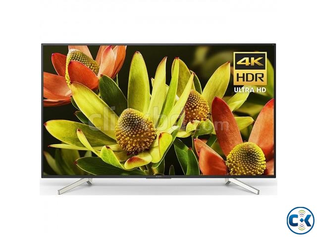 4K Sony Bravia X8000G 49 4K Android SMART Flat TV | ClickBD large image 3