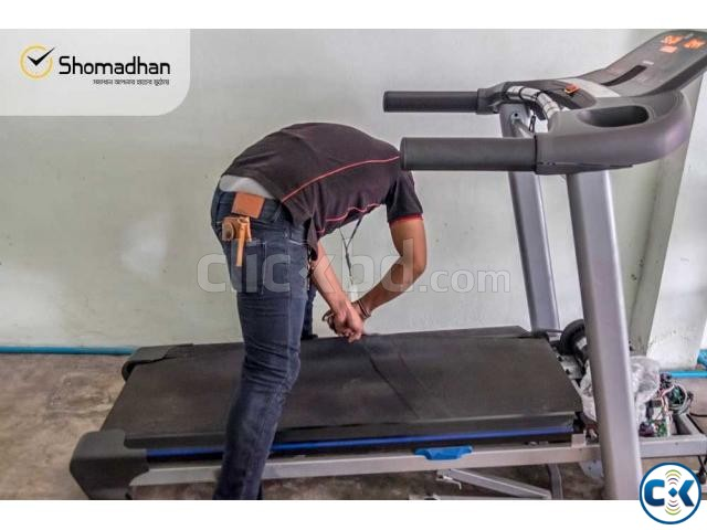 Best Treadmill Repair Service at Home in Dhaka | ClickBD large image 0