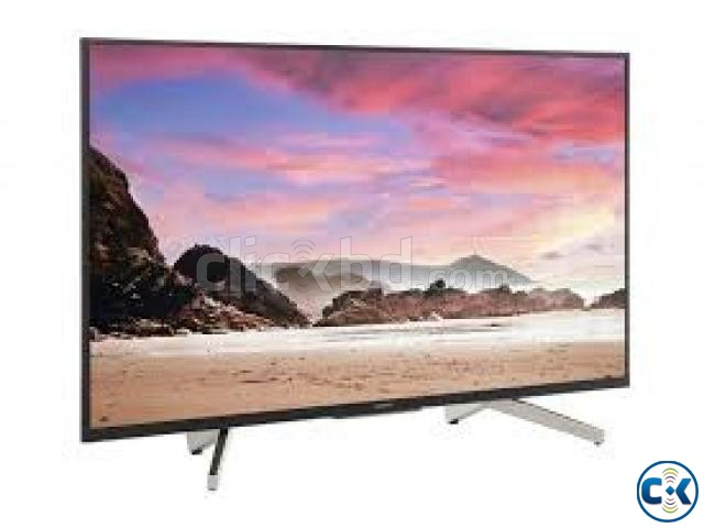 SONY BRAVIA 43 X8000G 4K SMART ANDROID LED TV | ClickBD large image 0