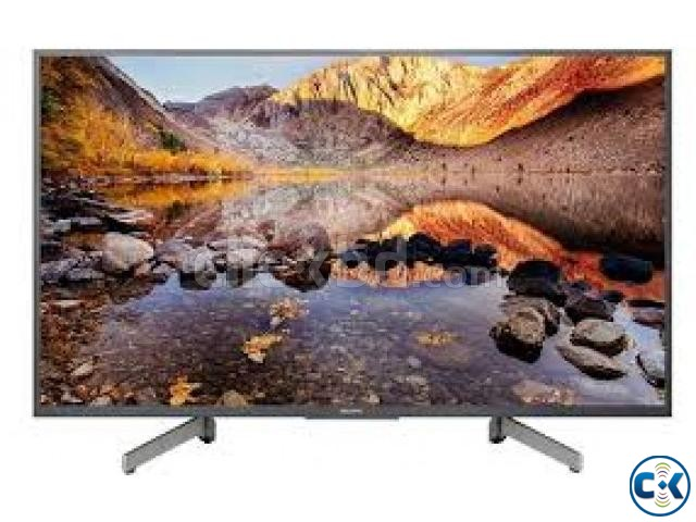 SONY BRAVIA 43 X8000G 4K SMART ANDROID LED TV | ClickBD large image 2