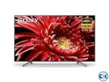 65 Inch X8500G Smart Android 4K LED Sony TV