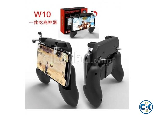 W10 PUBG Game Controller for Mobile Phone | ClickBD large image 1