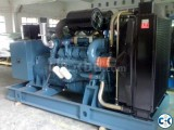 Doosan used Generator 625KVA Recondition KOREA