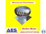 Industrial Natural Turbine