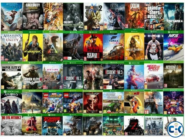 XBOX ONE GAMES CHEAP PRICE | ClickBD large image 0
