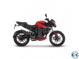 NS 160cc Twin Disc Motorcycle ABS