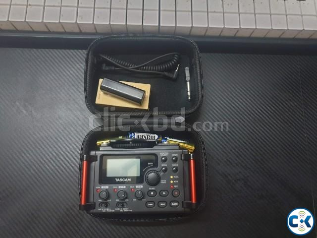 Audio Recorder Tascam DR-60DMKII | ClickBD large image 4