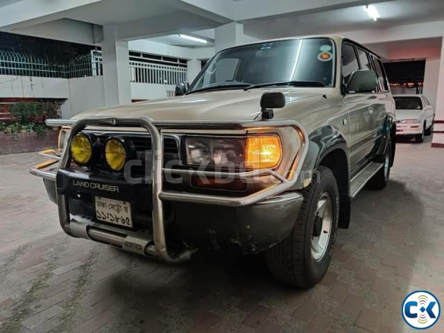 TOYOTA LANDCRUISER VX LIMITED SUNROOF 1995 | ClickBD large image 0