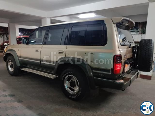 TOYOTA LANDCRUISER VX LIMITED SUNROOF 1995 | ClickBD large image 4