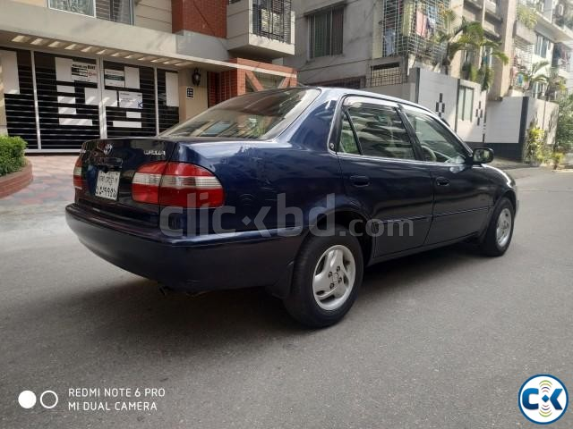 TOYOTA XE SALOON AE110 BLUE 1997 | ClickBD large image 2