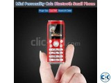 K8 Button Mobile Phone Dual Sim Smallest Mini Cell Phone