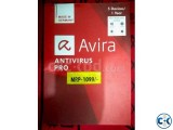 Avira Antivirus Pro 1Year 5 Devices Email Delivery
