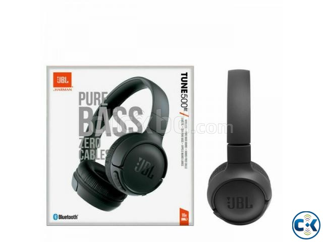 JBL Tune 500 BT | ClickBD large image 0