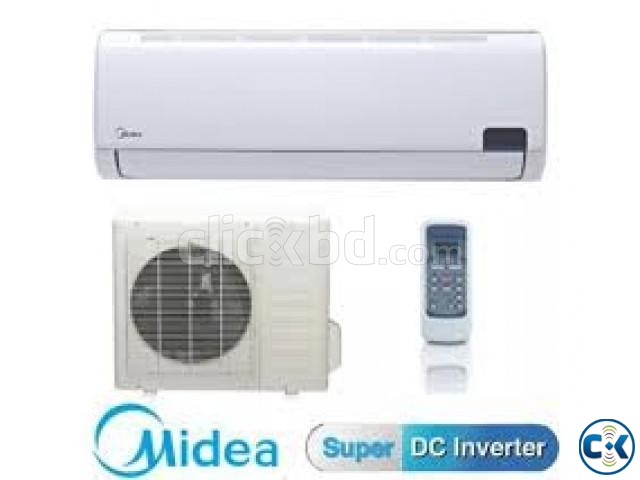 Midea 1.5 Ton Wall Type Split AC MSM-18HRI Inverter Series  | ClickBD large image 1