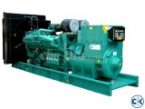 Cummins 1450 kVA Diesel Generator Price in Bangladesh