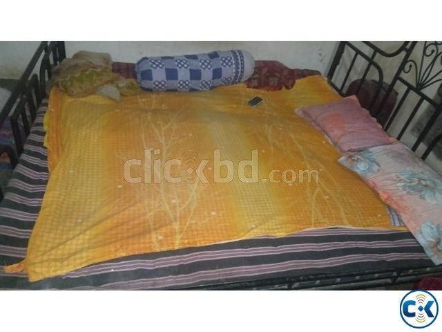 King size bed | ClickBD large image 1