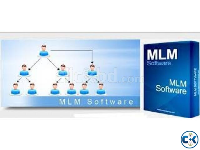 MLM Ready made software and web Development company DB | ClickBD large image 0