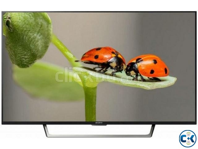 40 Inch Sony Bravia W650D Full HD Wi-Fi USB LED Television | ClickBD large image 1