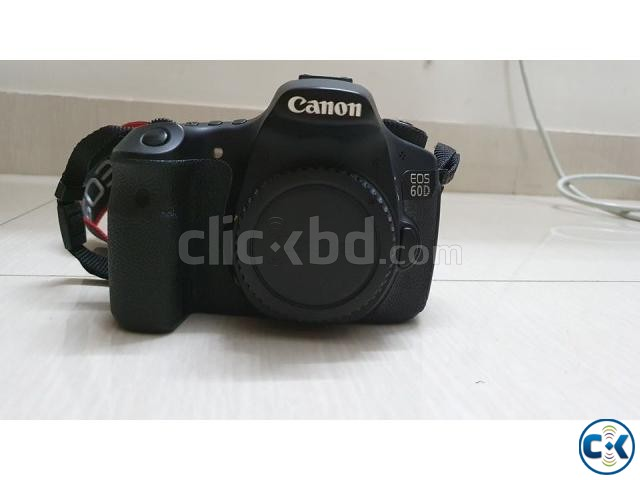 CANON 60D with 3 Lenses and other Accessories | ClickBD large image 0