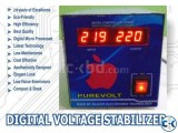 DIGITAL STABILIZER 2000VA 80V-260V