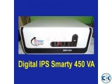 DIGITAL IPS 450VA UNIT SILICON