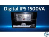 DIGITAL IPS 1500VA UNIT SILICON
