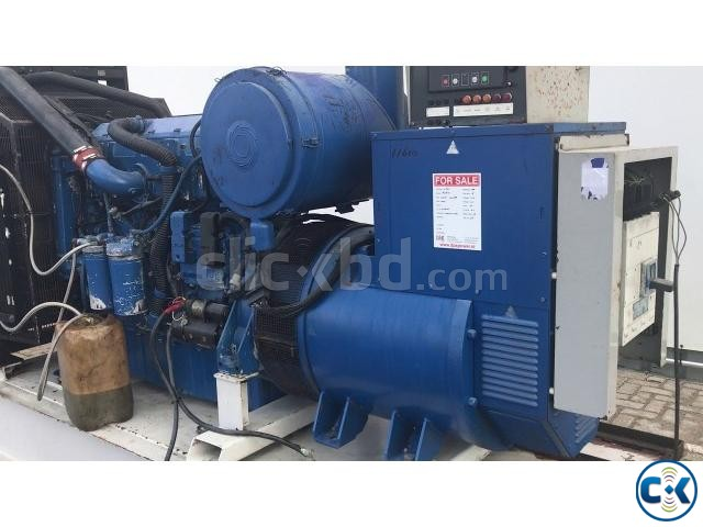 1250 KVA UK Perkins Generator Used only 1700hr | ClickBD large image 0