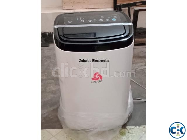 1.25 Ton CHIGO portable ac With Instaling Home Delivery | ClickBD large image 0