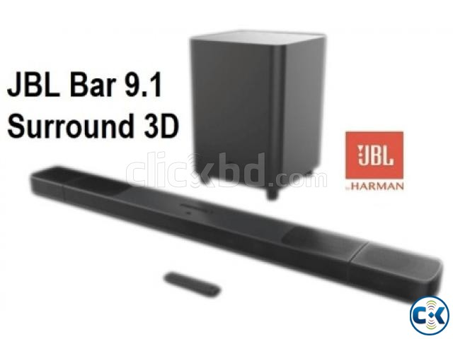 JBL Bar 9.1 Soundbar is Dolby Atmos compatible | ClickBD large image 0